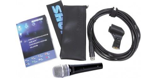 Shure PG57 Micrófono para Instrumentos