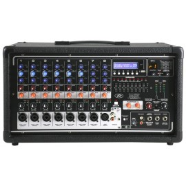 Peavey PVi-8500 Power Mixer con USB