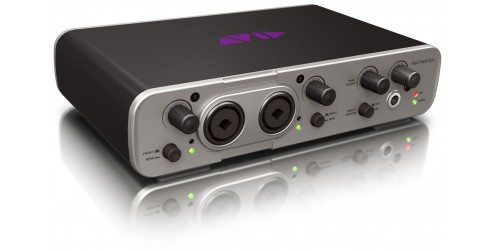 Avid Fast Track Duo Interfaz de audio