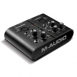 M-Audio FAST TRACK PLUS Interfaz de audio de 2 canales