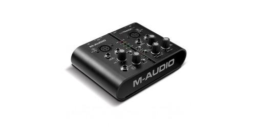 M-Audio FAST TRACK PLUS Interfaz de audio de 2 canales