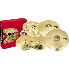 Sabian HHX Evolution Performance Set de Platillos