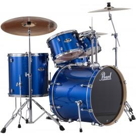 Pearl Export EXX Electric Blue Sparkle - Batería de 5 piezas