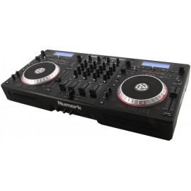 Numark Mixdeck Quad Sistema de DJ universal