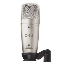 Behringer C 1U Micrófono de estudio USB
