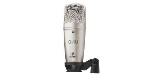 Behringer C-1U Micrófono de estudio USB