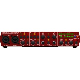 Behringer Firewire FCA610 Interfaz de Audio