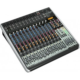 Behringer XENYX QX2442USB Mezcladora de audio