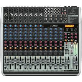 Behringer XENYX QX2222USB Mezcladora de audio