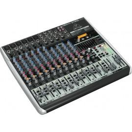 Behringer XENYX QX1832USB Mezcladora de audio