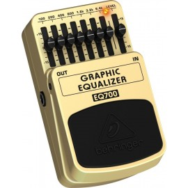 Behringer Graphic Ecualizer EQ700