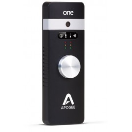 Apogee ONE Interfaz de audio para iPad y Mac