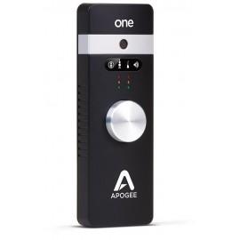 Apogee ONE Interfaz de audio para iPad y Mac