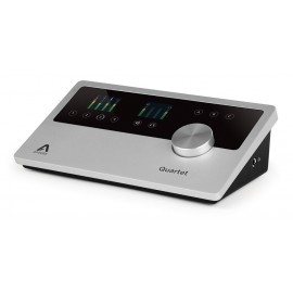 Apogee QUARTET Interfaz de audio para iPad y Mac
