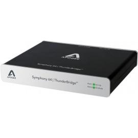 Apogee Symphony 64 ThunderBridge Interfaz de 64 canales Thunderbolt