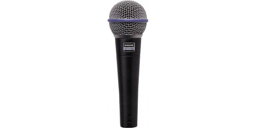 Shure BETA 58A Micrófono Vocal