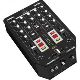 Behringer Pro Mixer VMX200USB Mezclador DJ