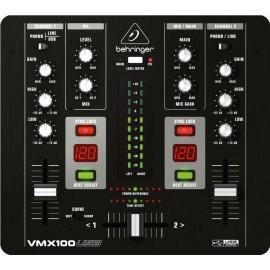 Behringer Pro Mixer VMX100USB Mezclador DJ