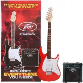 Peavey Raptor Stage Pack Red
