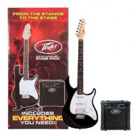Peavey Raptor Stage Pack Black