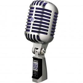 Shure Super 55 Micrófono clásico / vintage
