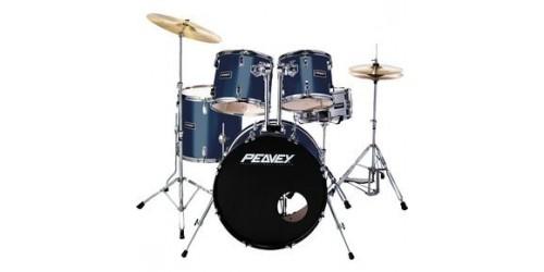 Peavey DRUMK Blue Batería Acústica 5 Piezas
