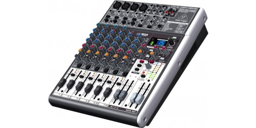 Behringer XENYX X1204USB Mezcladora de audio USB