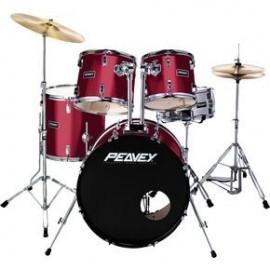 Peavey DRUMK Red Batería Acústica 5 Piezas