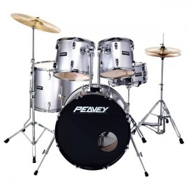 Peavey DRUMK Silver Batería Acústica 5 Piezas