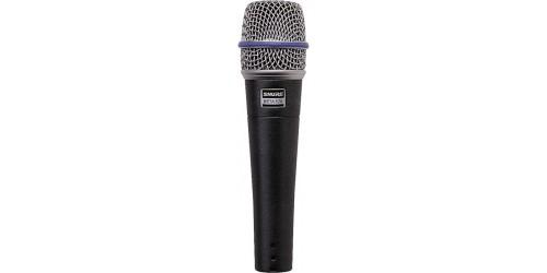 Shure BETA 57A Micrófono para instrumentos.