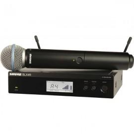 Shure BLX24R/B58 Sistema de micrófono inalámbrico