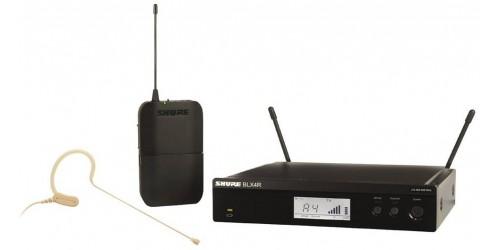 Shure BLX14R/MX53 Sistema inalámbrico de diadema