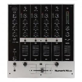Numark M6 USB Mezclador DJ