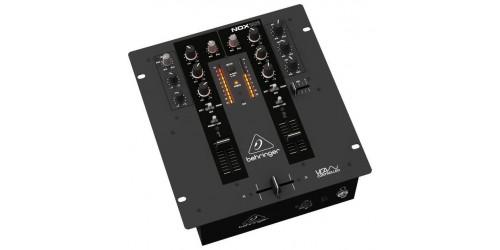 Behringer PRO MIXER NOX101 Mezclador DJ