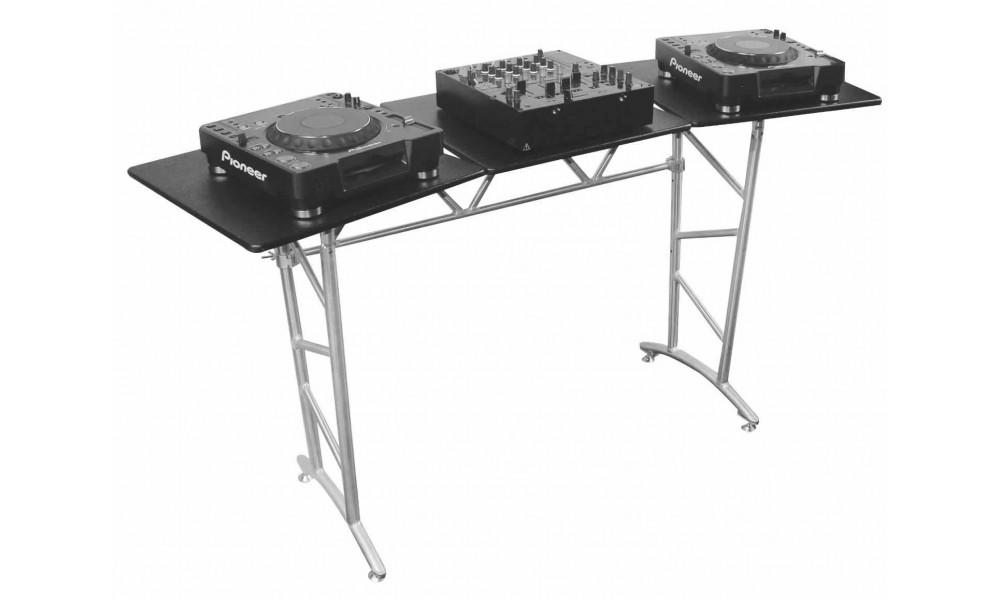 Odyssey att2 mesa para dj plegable plaza music per - Mesa de pared plegable ...