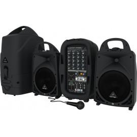 Behringer EUROPORT PPA500BT Sistema de Sonido Portátil