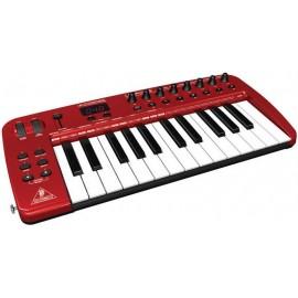 Behringer U-CONTROL UMA25S Controlador MIDI