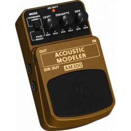 Behringer ACOUSTIC MODELER AM300 Pedal de Guitarra