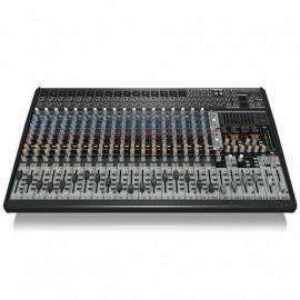 Behringer EURODESK SX2442FX Mezcladora de 24 canales