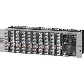Behringer EURORACK PRO RX1202FX Mezcladora en Rack