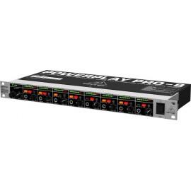 Behringer POWERPLAY PRO-8 HA8000 Amplificador de audífonos