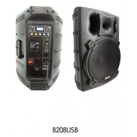 Lexsen B208-Active Parlante Amplificado