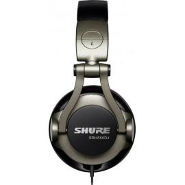 Shure SRH550DJ Audífonos profesionales para DJ