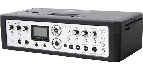 Tascam BB-1000CD Grabadora portátil de CD/SD