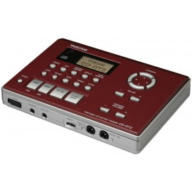 Tascam CD-GT2 Reproductor de CD y Guitar Trainer
