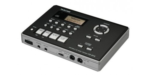 Tascam CD-BT2 Reproductor de CD y Bass Trainer