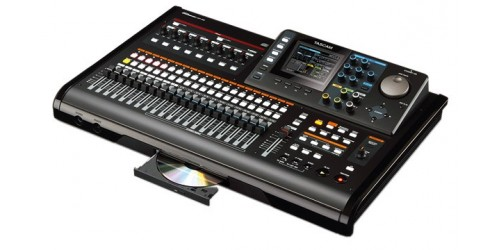 Tascam DP-32 Grabadora Multitrack Digital de 32 Tracks