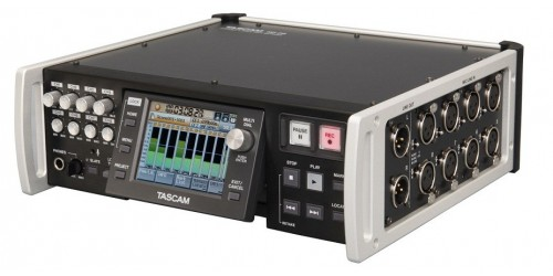 Tascam HS-P82 Grabador portátil Compact Flash
