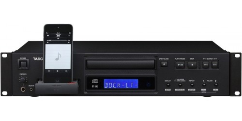 Tascam CD-200i Reproductor de CD / iPOD dock