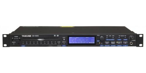 Tascam CD-500 Reproductor de CD